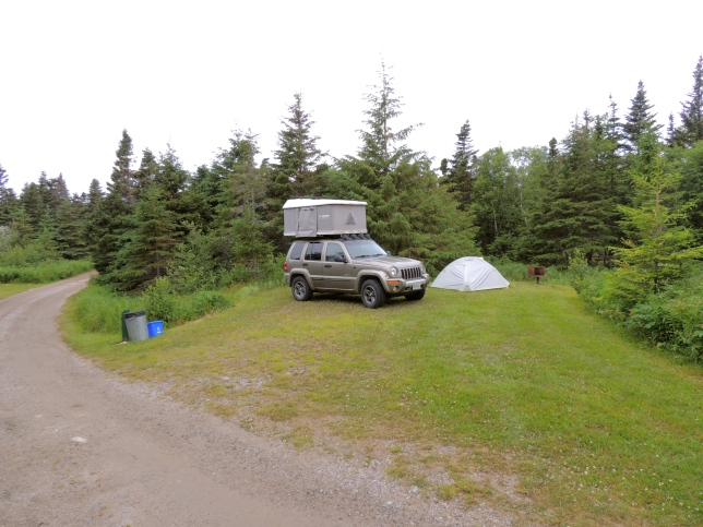 Newfoundland wins hands down for provincial  campgrounds. The staff are the best, the sites are excellent and the washrooms are always spotless.